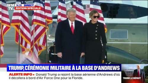Melania Trump : le prix faramineux de son sac à main Birkin
