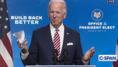 Joe Biden toujours masqué : cette technique du Président américain pour ne pas attraper le Coronavirus