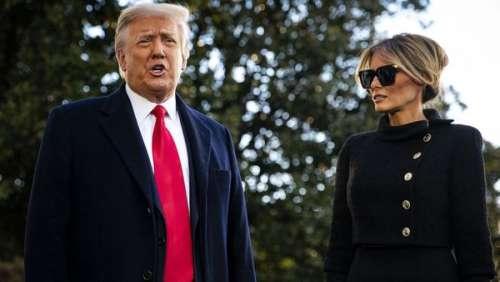 Melania Trump ne fait plus semblant : cette vidéo sans équivoque où elle snobe son mari