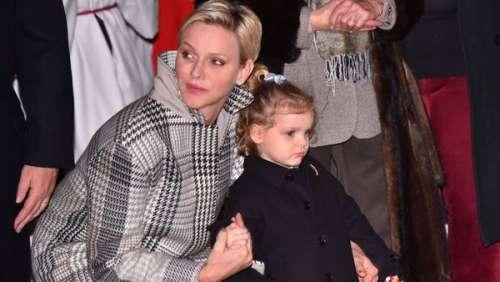 Charlène de Monaco fan de sa fille Gabriella : elle poste un cliché trop mignon
