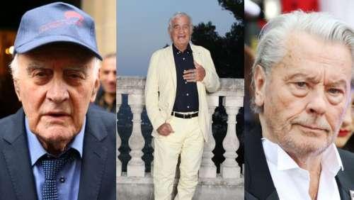 Obsèques de Rémy Julienne : ses amis Jean-Paul Belmondo et Alain Delon absents à l'enterrement