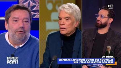 Bernard Tapie : son fils Stéphane révèle comment il a annoncé son cancer et fait de rares confidences