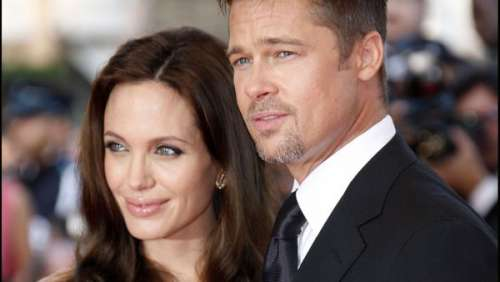 Angelina Jolie évoque àdemi-motsson divorce difficile avec BradPitt