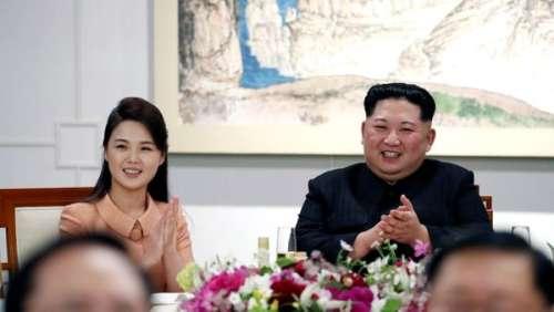 Kim Jong-un : sa femme n'a plus été vue en public depuis un an