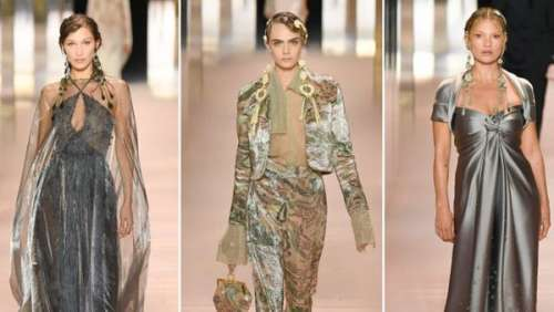 Bella Hadid, Cara Delevigne… Les Tops de sortie pour la Fashion Week Haute couture à Paris
