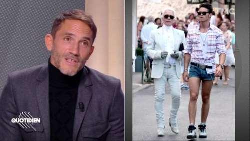 Karl Lagerfeld : Sébastien Jondeau , son homme de main, revient sur les rumeurs de liaison