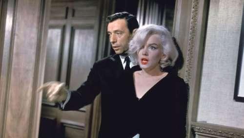 "Yves Montand :selon Benjamin Castaldi, sa relation avec Marilyn Monroe ""n'était qu'unepassade"""