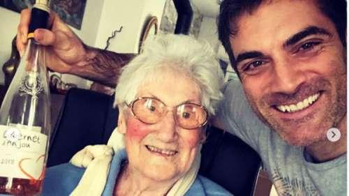 Gil Alma en deuil : l'acteur a perdu sa grand-mère
