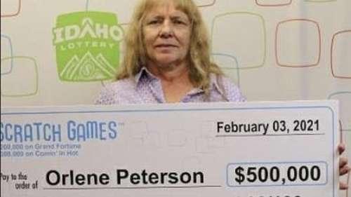 Aux États-Unis, une femme gagne à la loterie deux fois en deux jours