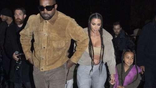 Kim Kardashian : comment elle essaie à tout prix de prouver que sa fille North est une artiste