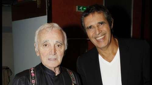 Julien Clerc : cette conversation qu'il a eue avec Charles Aznavour quelques jours avant sa mort