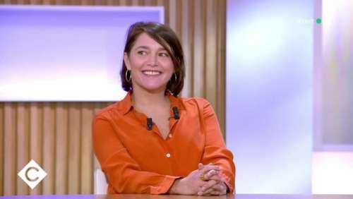 Emma de Caunes : l'actrice très émue par un message de sa fille Nina dans C à vous