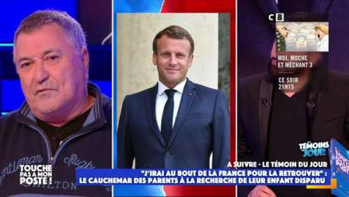 Emmanuel Macron : Jean-Marie Bigard dévoile la teneur de leur conversation téléphonique