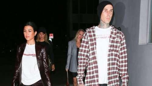 Kourtney Kardashian amoureuse : elle officialise sa relation avec Travis Barker