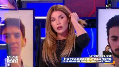 Lola Marois réagit aux propos très polémiques de son mari Jean-Marie Bigard :