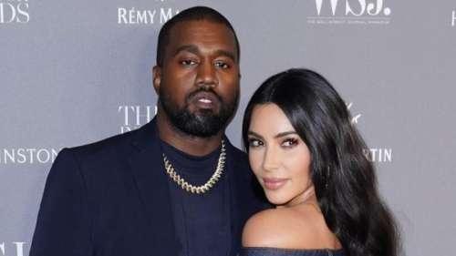 Séparation imminente pour Kim Kardashian et Kanye West... le rappeur est au plus mal