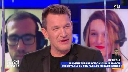 Benjamin Castaldi : son petit changement look remarqué par Cyril Hanouna