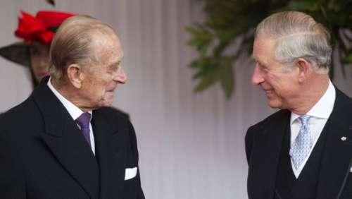 Prince Philip hospitalisé : le mari de la Reine a reçu la visite de son fils, le prince Charles