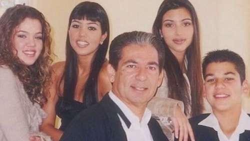 Kim Kardashian : la star poste un message émouvant pour l'anniversaire de son défunt père