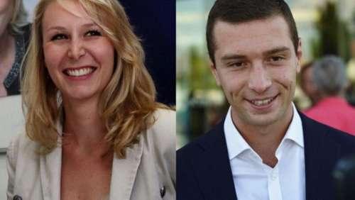 Facebook bloque temporairement les pages de Marion Maréchal-Le Pen et Jordan Bardella