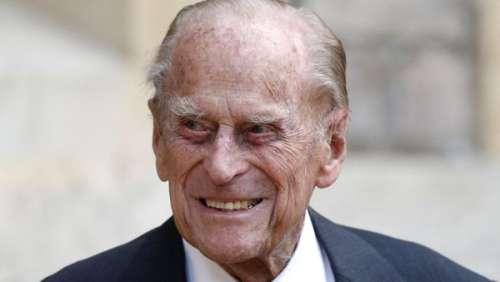 Le prince Philip hospitalisé : son fils cadet, le prince Edward dit