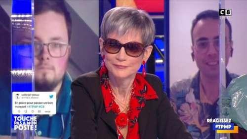 TPMP : pourquoi Isabelle Morini-Bosc est-elle obligée de porter des lunettes noires ?