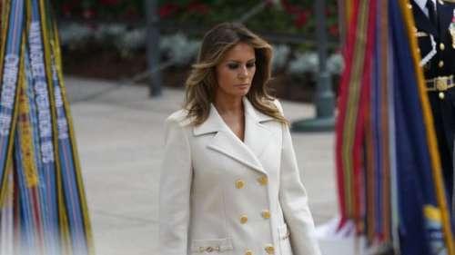 Melania Trump : cet hommage qu'elle aurait dû éviter de rendre