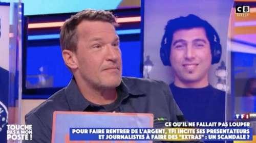 Benjamin Castaldi révèle le montant mirobolant de son ancien contrat d'exclusivité chez TF1