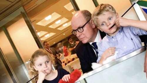 Albert de Monaco : ses rares confidences sur ses enfants Jacques et Gabriella