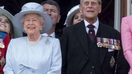 Elizabeth II : ce détail plein d'amour sur sa tenue pour le prince Philip toujours hospitalisé