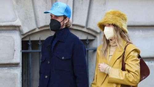 Justin Bieber et Hailey Baldwin aperçus en pleine virée romantique à Paris