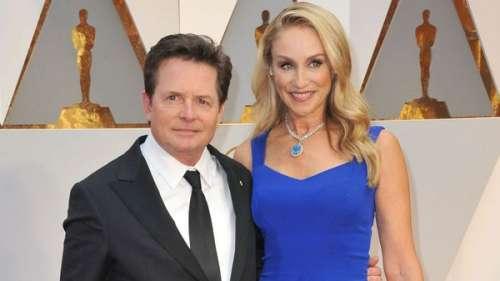 Michael J. Fox touché par Parkinson : sa magnifique déclaration d'amour à sa femme