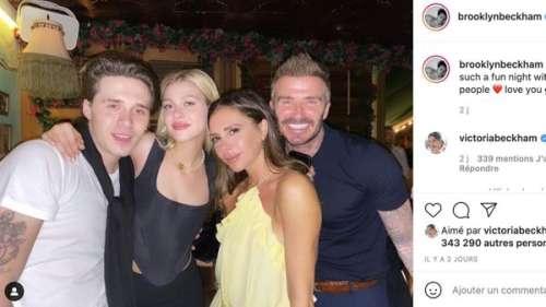 Victoria Beckham : cette photo craquante pour célébrer l'anniversaire de son fils aîné Brooklyn