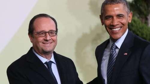 François Hollande : sa petite confidence sur ses repas avec Barack Obama