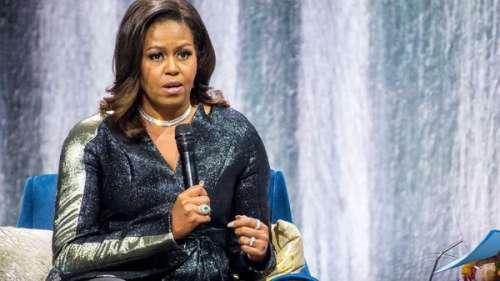 Michelle Obama : l'ex-First lady révèle avoir fait une dépression en 2020