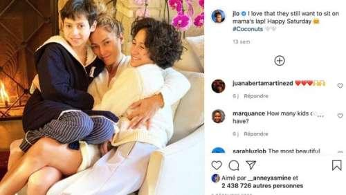 Jennifer Lopez : séparée d'Alex Rodriguez, la chanteuse partage une photo de sa fille en pleurs