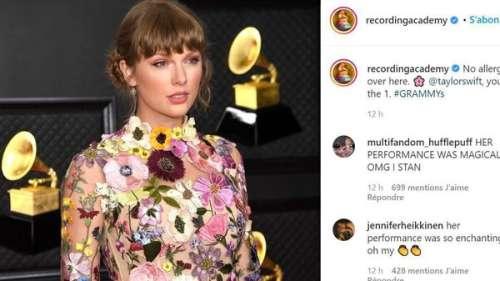 Grammy Awards 2021 : les plus beaux looks de la soirée