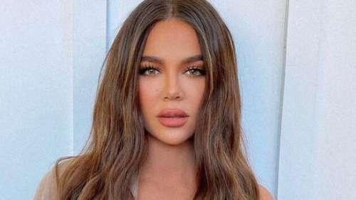 Khloé Kardashian : cette bague de fiançailles démesurée qu'elle arbore fièrement en Une d'un magazine