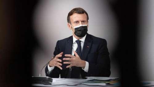 Emmanuel Macron : cette date qu'il a donnée, en privé, pour un retour à une vie plus normale