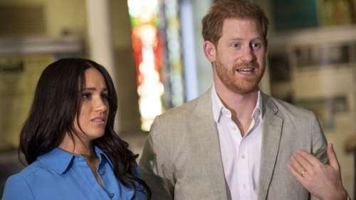 Meghan Markle et le prince Harry épinglés pour plagiat