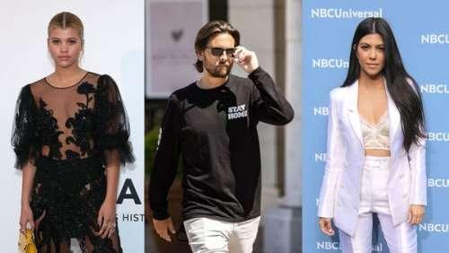 Scott Disick et Sofia Richie : le couple s'est-il séparé à cause de Kourtney Kardashian ?