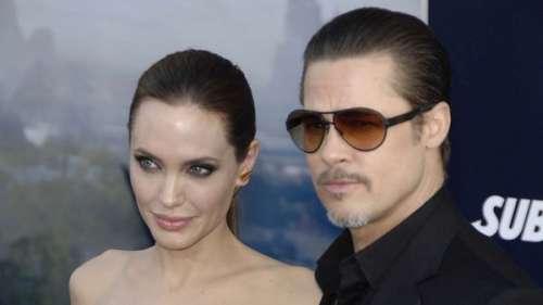"""Brad Pitt : l'acteur aurait """"le coeur brisé"""" suite aux accusations d'Angelina Jolie et de leur fils Maddox"""