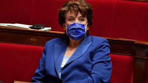 La ministre de la Culture Roselyne Bachelot hospitalisée