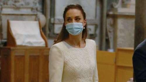 Kate Middleton : sa dernière tenue rappelle l'un de ses looks emblématiques