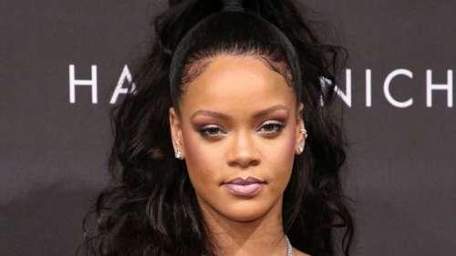 Rihanna : cette nouvelle coupe de cheveux qu'il faut pouvoir porter !