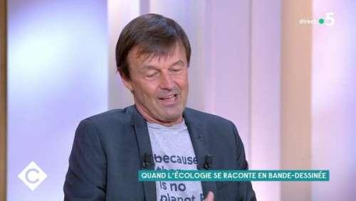 Nicolas Hulot : ce gros reproche qu'il fait à son fils