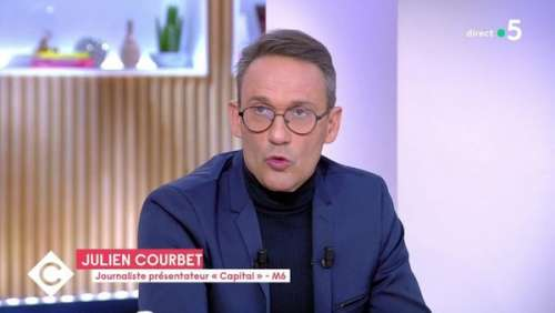 Julien Courbet révèle les vraies raisons de sa vaccination contre le Covid-19