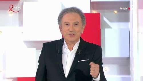 Michel Drucker : découvrez les images de son retour à la télévision après sa convalescence