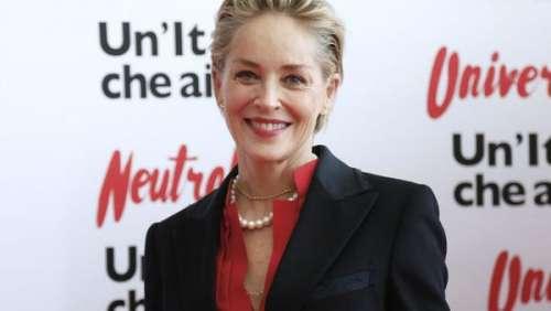 Sharon Stone : l'actrice révèle avoir été violée avec sa soeur par son grand-père