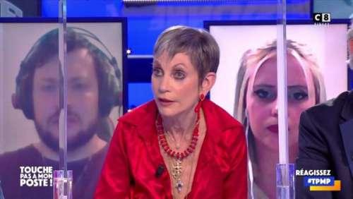 IsabelleMorini-Bosc:agressée aux toilettes, elle raconte son calvaire en direct deTPMP